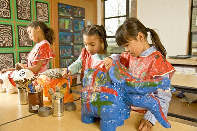 Project paper mache planets pics about space for Paper mache activities
