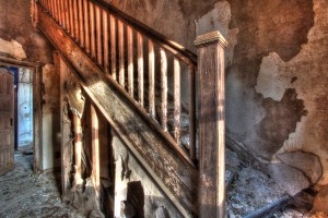 Last Staircase by Greg Cuda