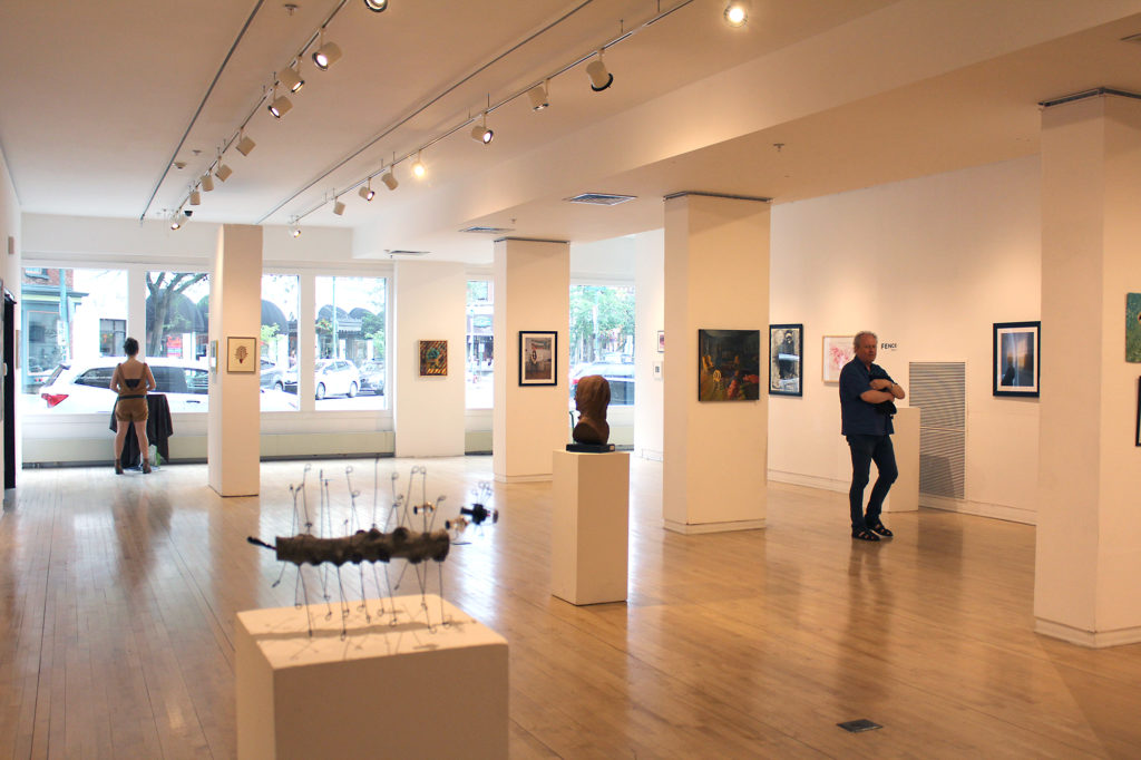 Call for Submissions – The Arts Center of the Capital Region