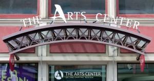 Arts Center facade