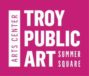 Troy Summer Square: An active research public art engagement strategy @ Monument Square | Troy | New York | United States