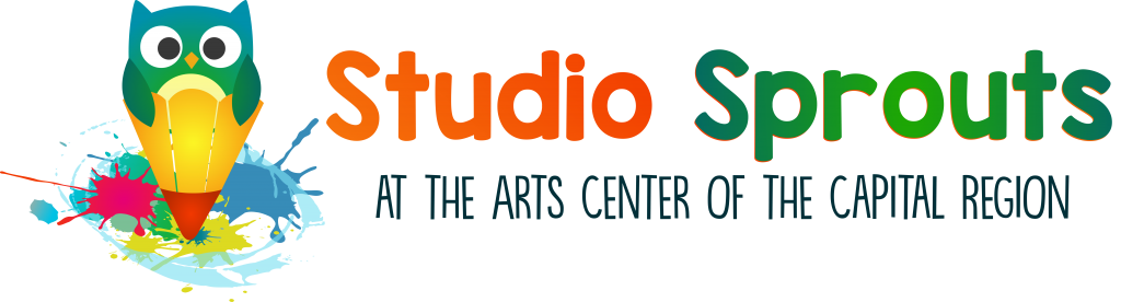 Studio Sprouts Logo Design PNG